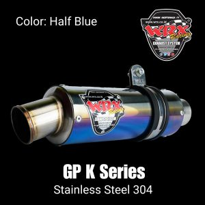 GP K Series Half Blue 1