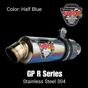 GP R Series Half Blue